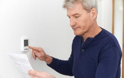 4 Reaons to Say Goodbye to Your Manual Thermostat